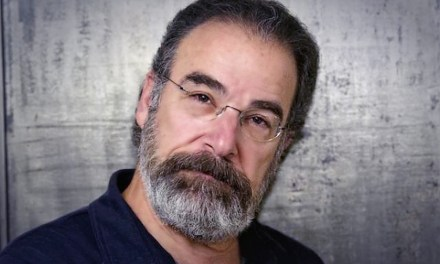 Dressing Casual With Mandy Patinkin