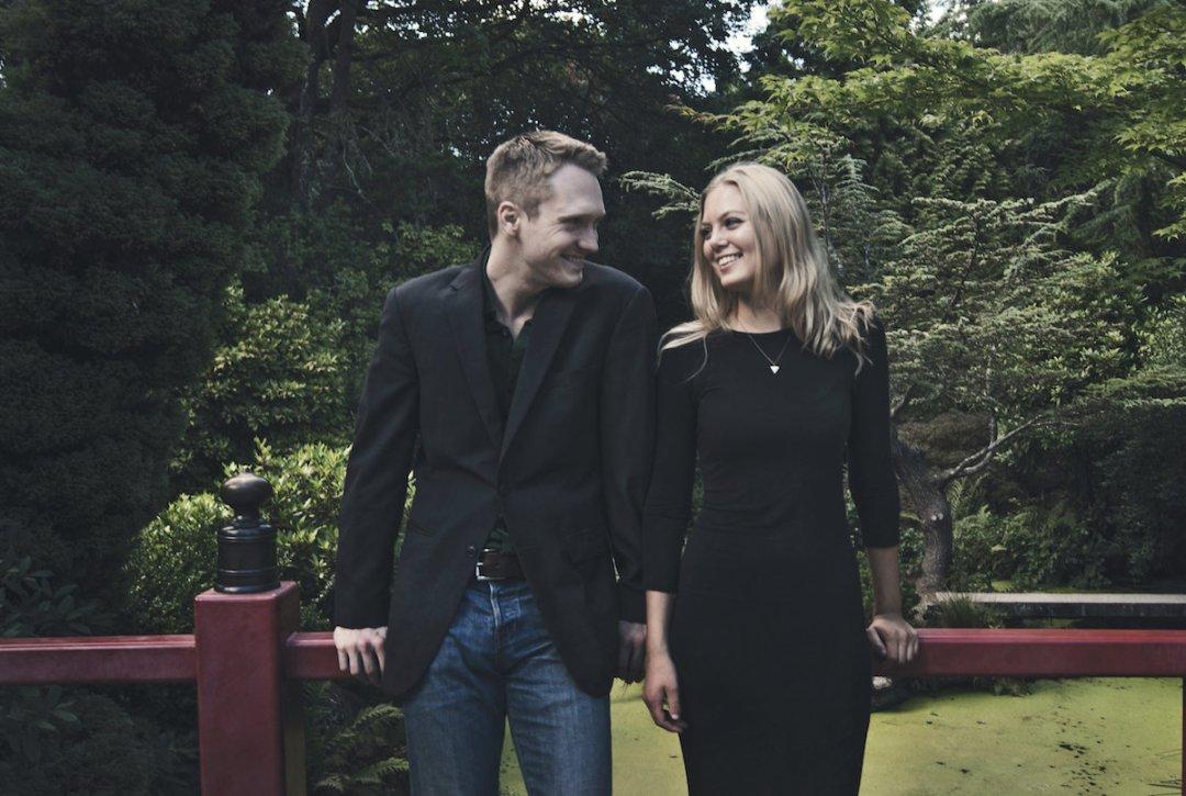 Matt Lang and Alia Collins-Friedrichs.