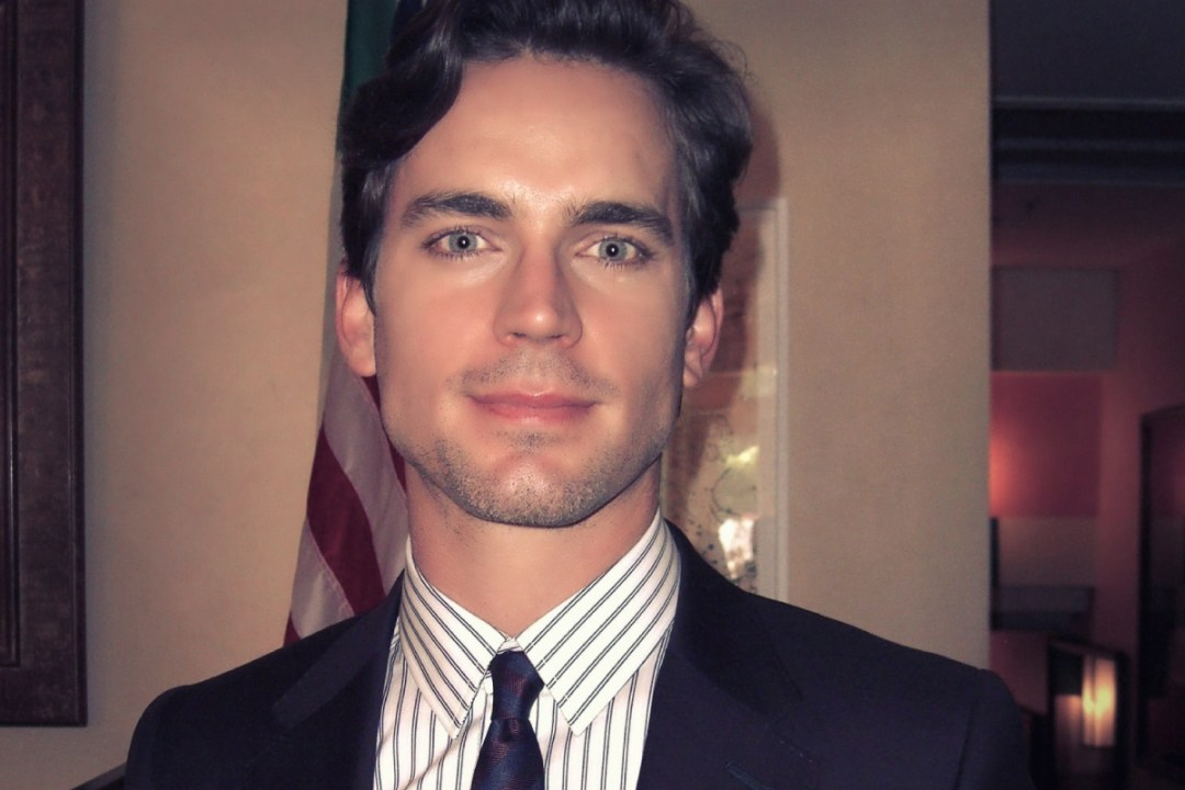 Matt Bomer. Photo by Luigi Novi.
