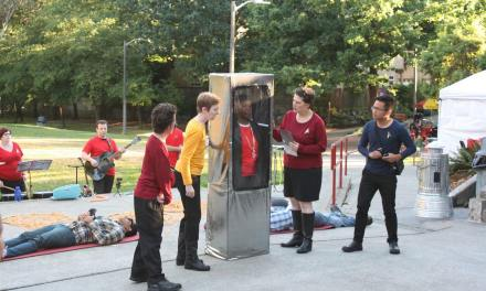 Set Phasers to Stunning: Star Trek in the Park