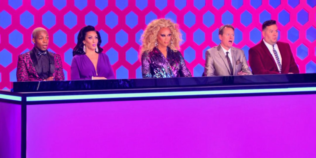 Phi Phi manages to shock all the judges with her catty exit.