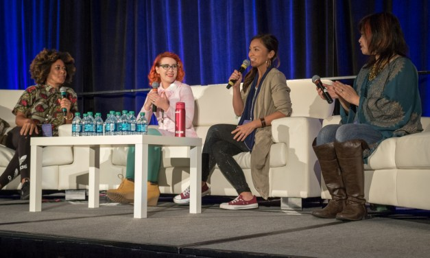 Creating Change: Weathering the Troubles at GeekGirlCon