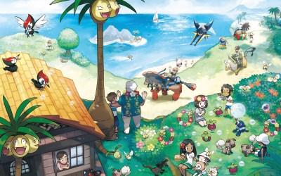 Gaymer's Delight: Get Ready for Pokémon Sun & Moon