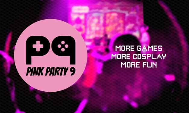 Sat 9/2/17: Pink Party Prime 9