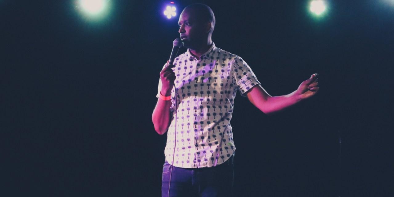 Prideshots: Solomon Georgio and QTPOC Is Not A Rapper