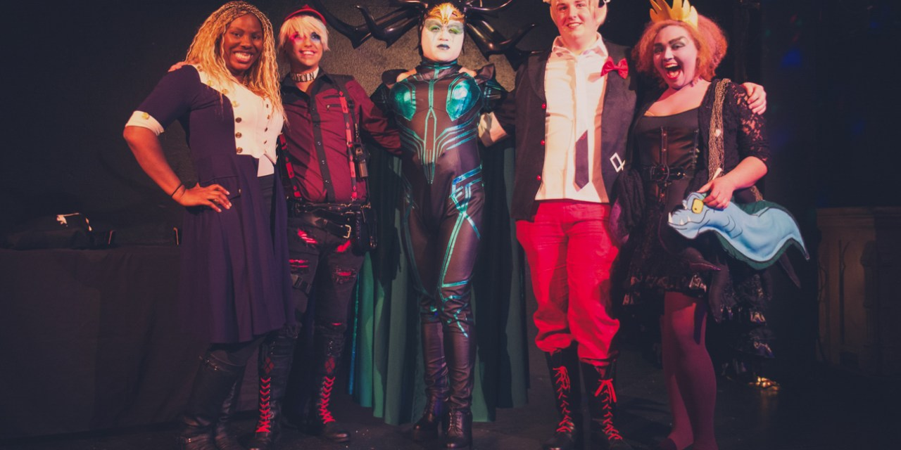 Nightshots: Qomix Queer Comicon Party