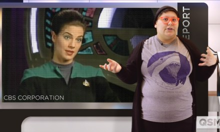 Bi-Geekly Report: Jadzia Dax and Gender in Star Trek