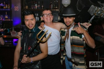 Seattle Gaymers Halloween Party