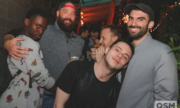 Nighshots: Qomix Queer Comicon Party 2019