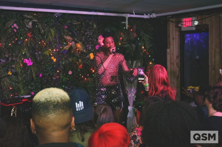 Raw Hnny Release Party