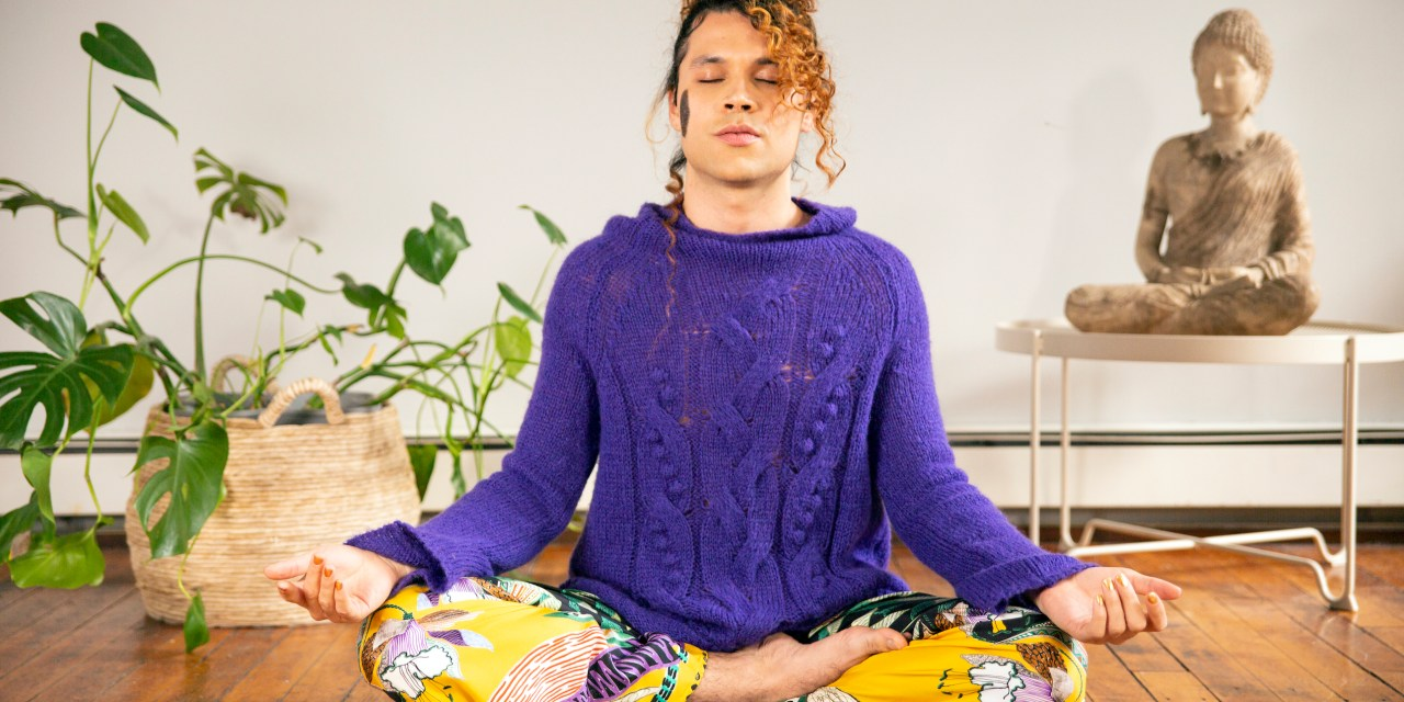 Trans/Enby Yoga: A Haven for Trans and Nonbinary Bodies
