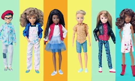 Mattel Launches Creatable World Gender Inclusive Doll Line