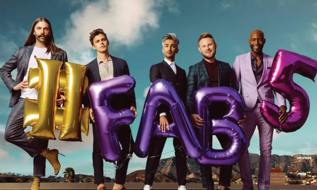 """""""Queer Eye"""" And The Neoliberal Myth Of The Self-Made Man"""