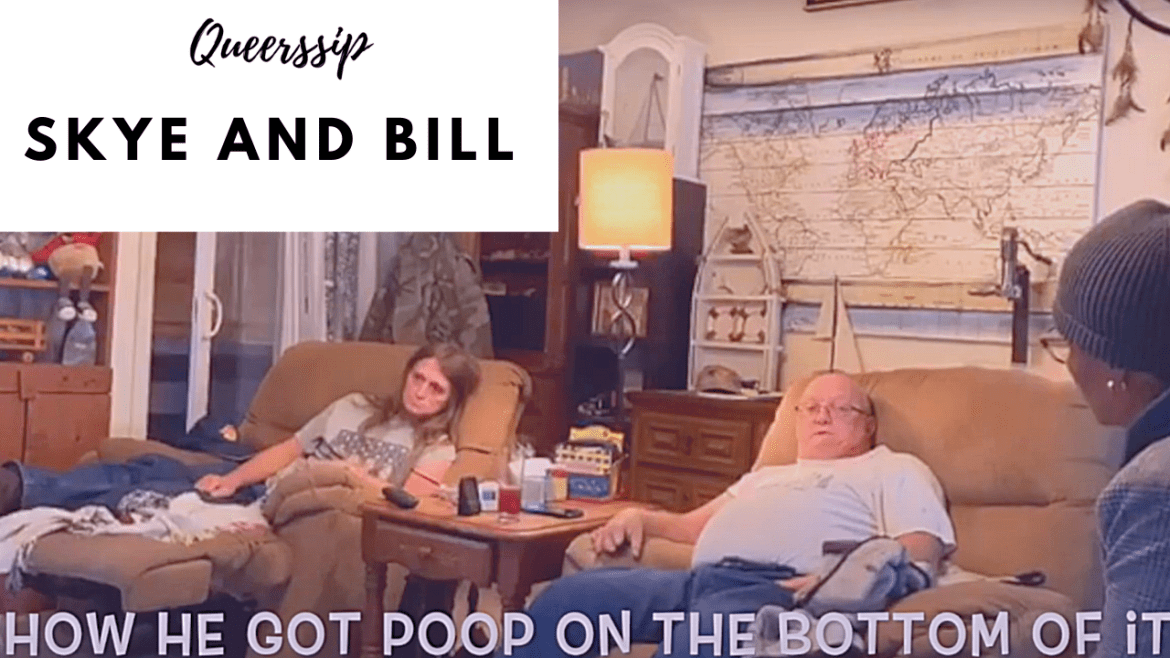Video: Trans Woman and Her Partner Who Was Born With No Feet, Tongue, Or Fingers Discuss Being Anti-Biden