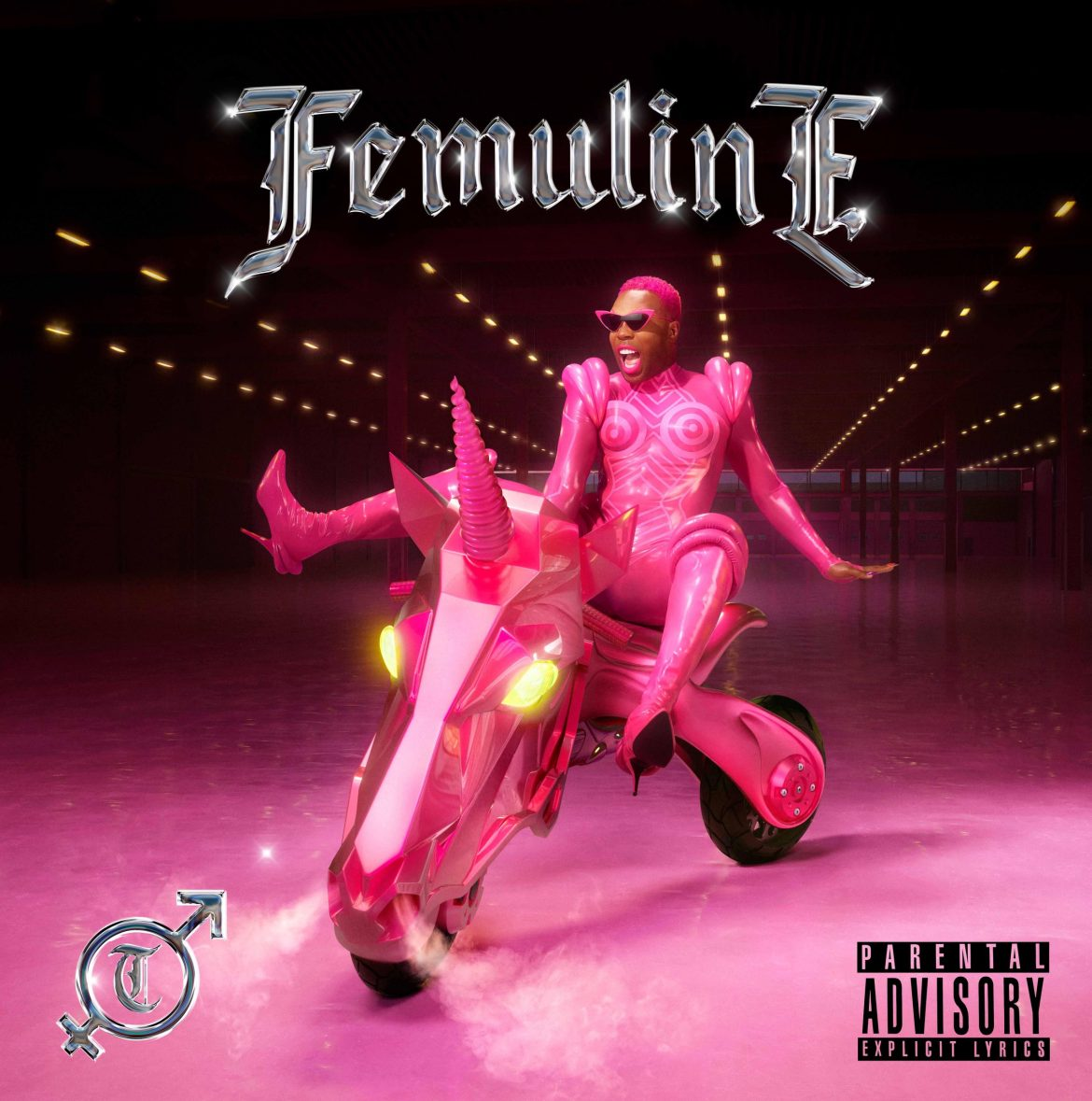 TODRICK HALL'S BOLD NEW ALBUM FEMULINE OUT NOW AVAILABLE