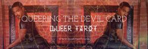 Queering the Devil Tarot Card version 2
