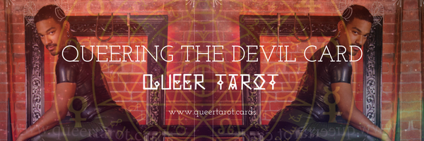 Queering the Devil Tarot Card version 2