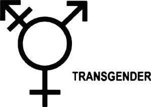 Queer Tarot: Transgender Symbol