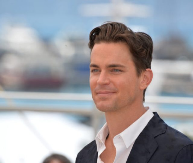 Matt Bomer Came Out To His Deeply Religious Texas Family It Didnt Go So Well