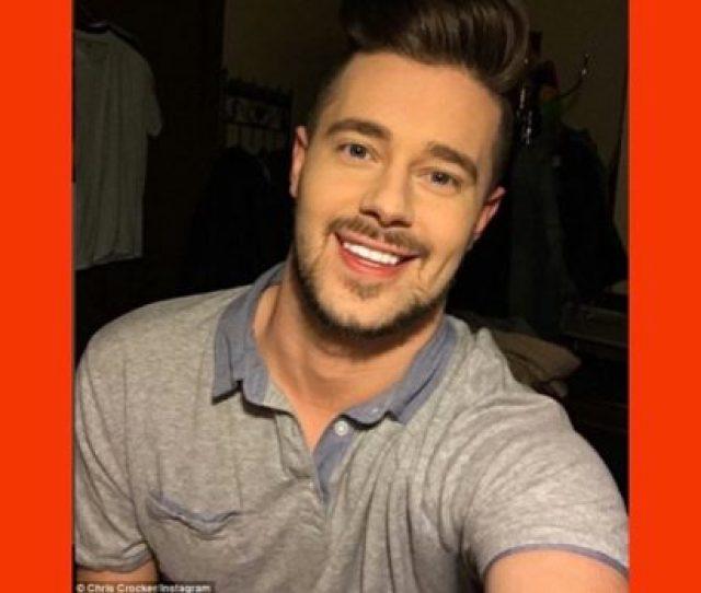 Chris Crocker Smiles For An Instagram Selfie