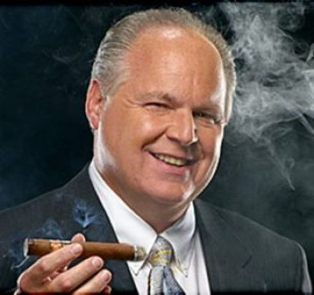 Image result for rush limbaugh cigar