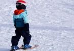 Skierenfamille
