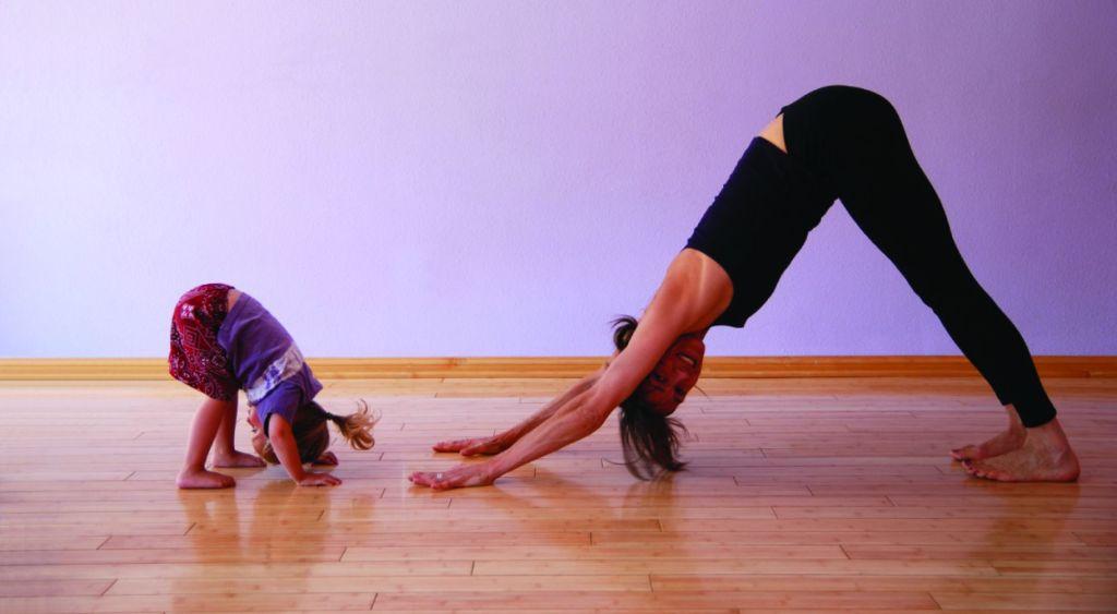 Du Yoga en Famille le samedi à la Friche