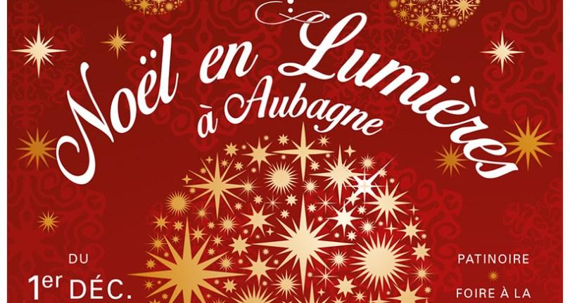 Noël en lumières à Aubagne