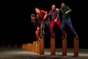 Biennale du Cirque de Marseille 2019 en famille