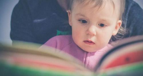 Activité avec bébé à la Bibliothèque à Marseille