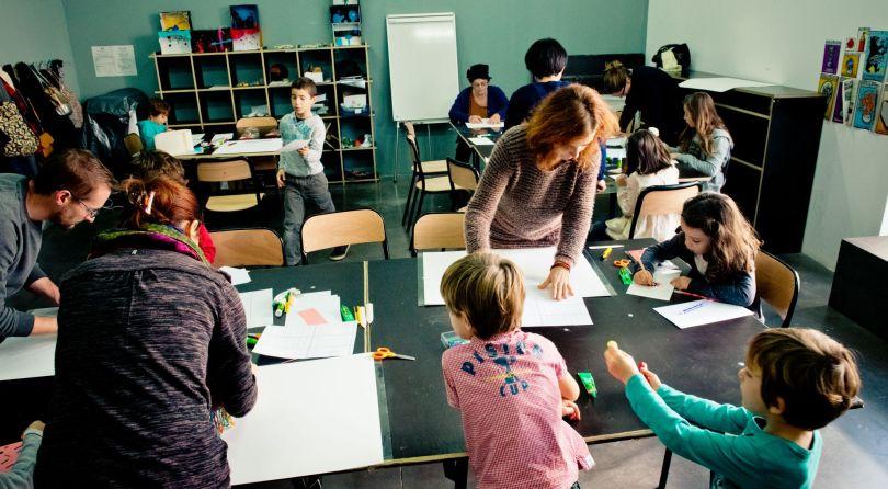 Ateliers dans le cadre de l'ouverture du Printemps de la Francophonie