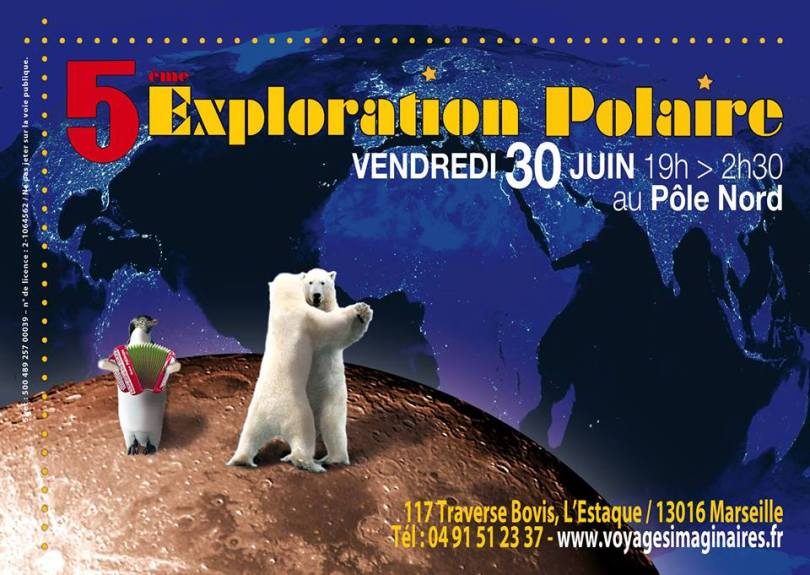 Exploration Polaire