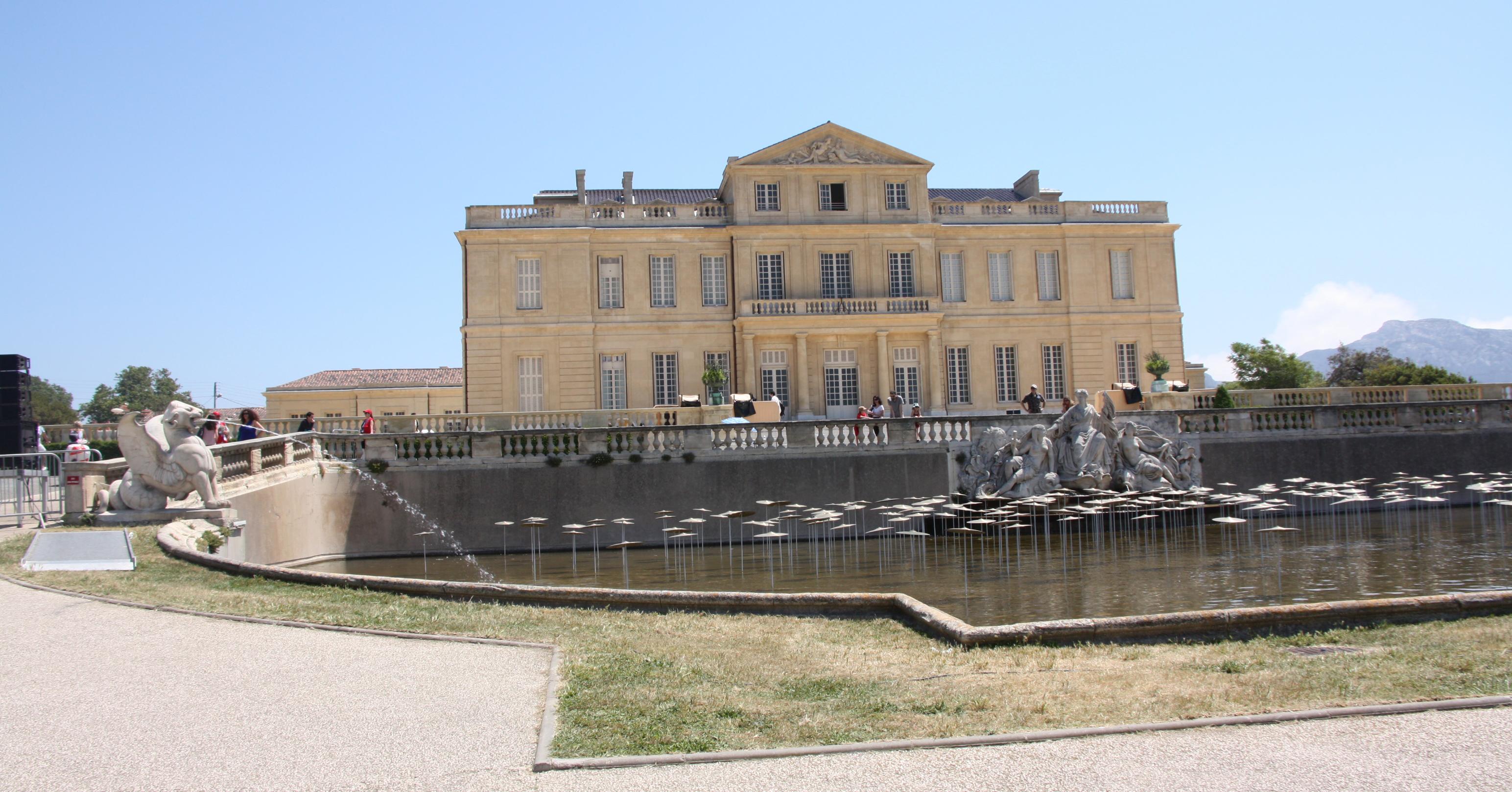 Ateliers Vacances au Château Borély