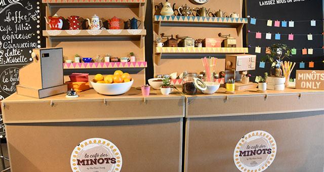 Le Café des Petits Supporters au Mucem