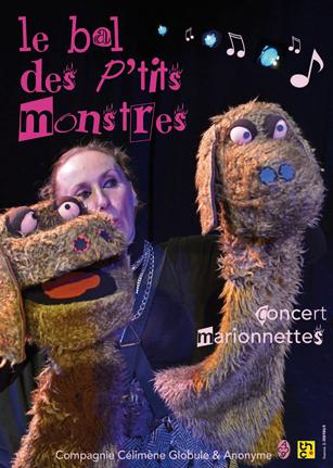 Le bal des P'tits Monstres s'invite au Théâtre des Chartreux
