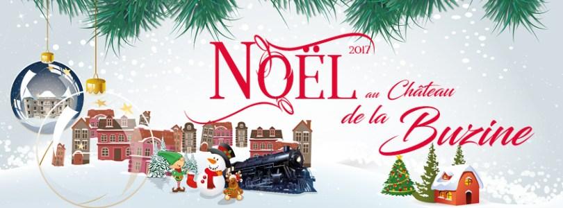 Noël au Château de la Buzine