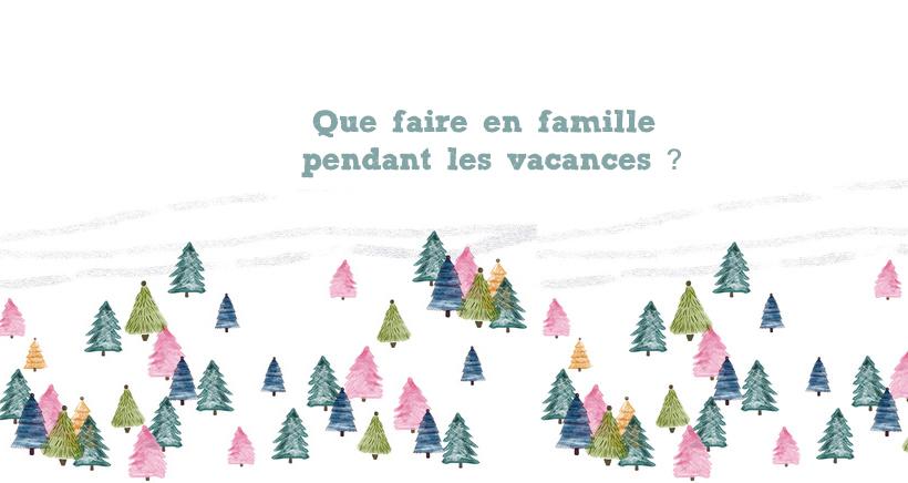 Vacances en famille à Marseille