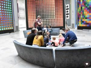 Visiter en famille la Fondation Vasarely