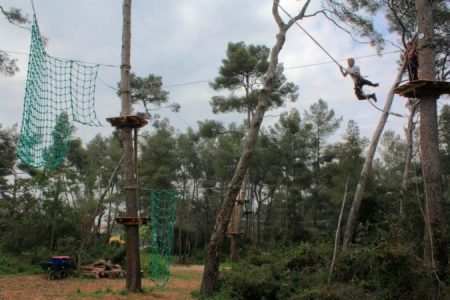 Accrobranche à Marseille et ses alentours, où grimper dans les arbres en famille ?