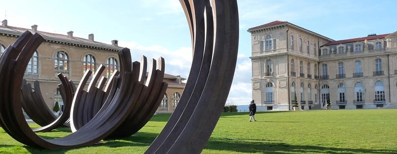 Jardin du Pharo à Marseille