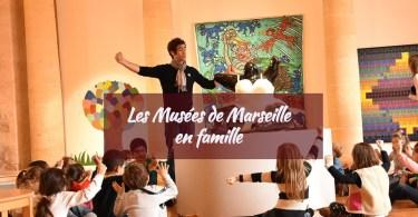 Visiter les musées de Marseille en famille
