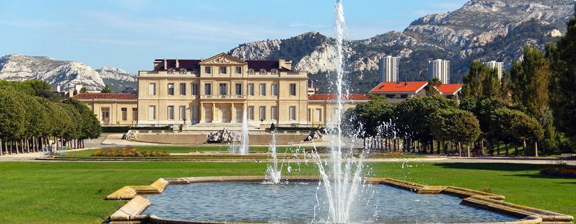 Le Parc Borély à Marseille