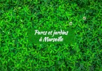 Parcs et Jardins à Marseille