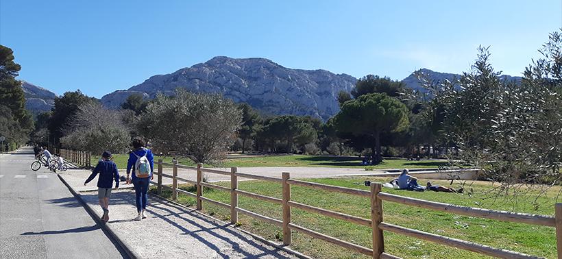 Parc pastré Marseille