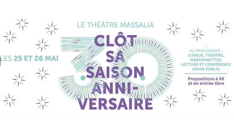 Cloture du Théâtre Massalia