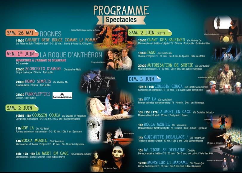 Kidélires, un festival pour les enfants à la Roque d'Anthéron