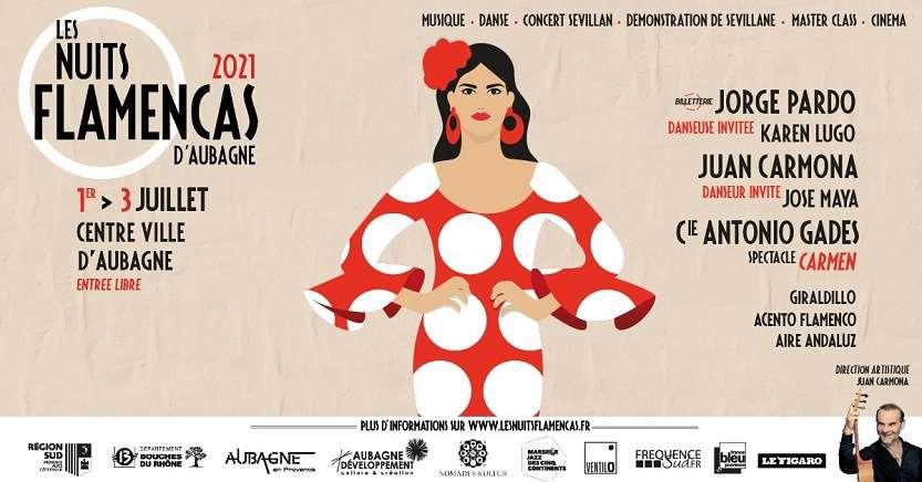 Les Nuits Flamencas 2021