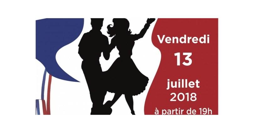 Bal républicain 13 juillet Marseille