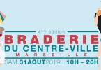 La Grande Braderie du Centre ville Marseille 2019