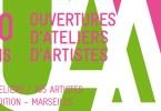 Ouvertures d'ateliers d'artistes à Marseille
